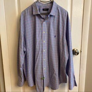 Polo Ralph Lauren EUC button down shirt